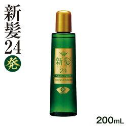 薬用育毛剤新髪24発200mL