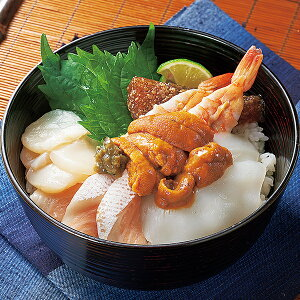 うにたっぷり海鮮寿司ネタセット