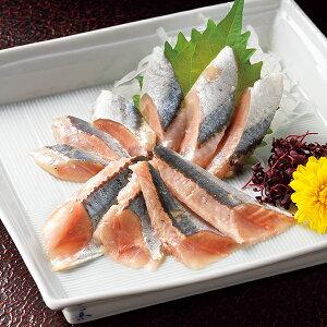 宮城県産 刺身用冷凍さんま(生食用)3枚卸