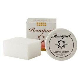 送料無料 ラナパー100ml+スポンジ1ヶセット 革製品のお手入れクリーム