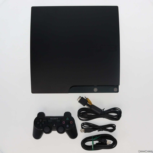 【中古】[本体][PS3]プレイステーション3 PlayStation3 HDD120GB チャコール・ブラック(CECH-2000A)(20090903)