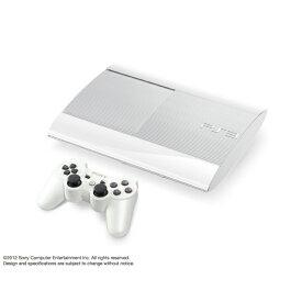 【中古】[本体][PS3]PlayStation3 プレイステーション3 HDD250GB クラシック・ホワイト(CECH-4000BLW)(20121122)