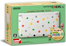 【中古】[本体][3DS]とびだせ どうぶつの森パック(SPR-S-WBDC)(ニンテンドー3DSLL限定本体同梱)(20121108)