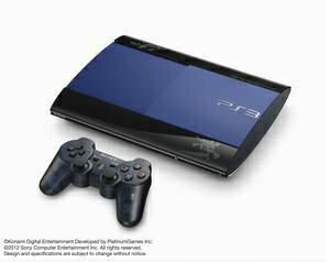 【中古】【箱難あり】[本体][PS3]PlayStation3 プレイステーション3 METAL GEAR RISING REVENGEANCE 斬奪 PACKAGE HDD250GB(VT066-J1)(20130221)