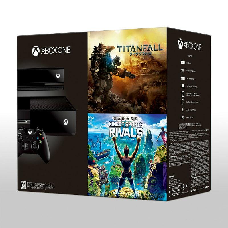 【中古】[本体][XboxOne]Xbox One + Kinect (Day One エディション)(20140904)