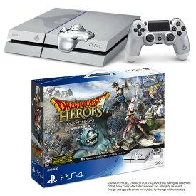 【中古】【B品】[本体][PS4]プレイステーション4 PlayStation4 ドラゴンクエスト メタルスライム エディション(CUHJ-10006)(20141211)