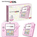 【中古】[本体][3DS]ニンテンドー2DS ピンク(FTR-S-PBAA)(20160915)【RCP】