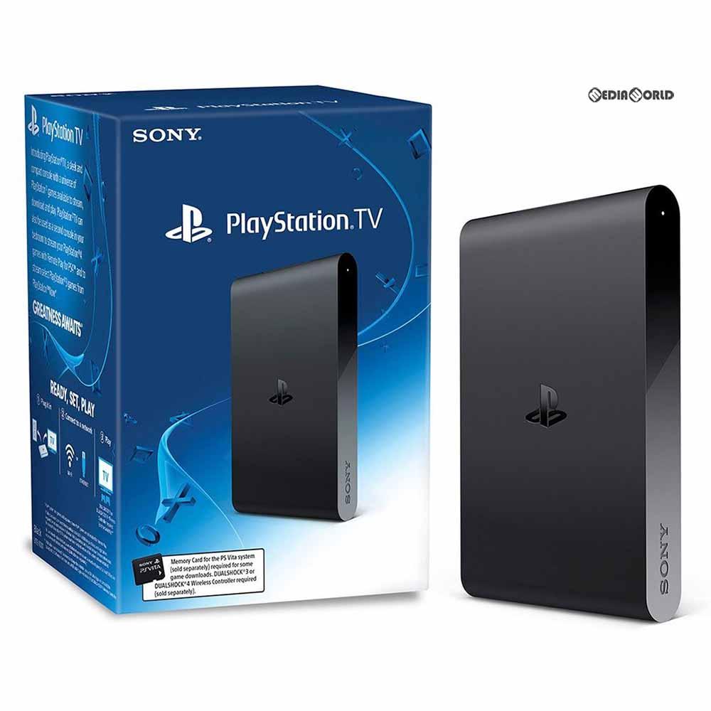 【中古】【B品】[本体][PSVita]PlayStation Vita TV(北米版)(VTE-1001AB12)(20141014)