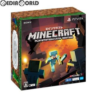 [본체][PSVita]PlayStation Vita Minecraft(마인크라후트) Special Edition Bundle 패키지판(PCH-2000 ZA22/MC1)(20161206)