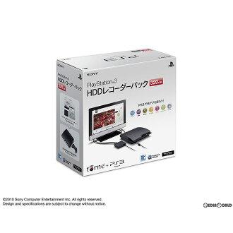 [본체][PS3]PlayStation3 HDD 레코더 팩 320 GB챠콜・블랙(CEJH-10013)(20101118)