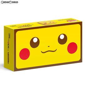 【中古】[本体][3DS]ポケモンセンター限定 Newニンテンドー2DS LL ピカチュウエディション(JAN-S-CBAA)(20171117)