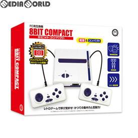 【新品】【お取り寄せ】[本体][FC]【FC用互換機】8ビットコンパクト(8BIT COMPACT) コロンバスサークル(CC-8BCPF-WT)(20180605)