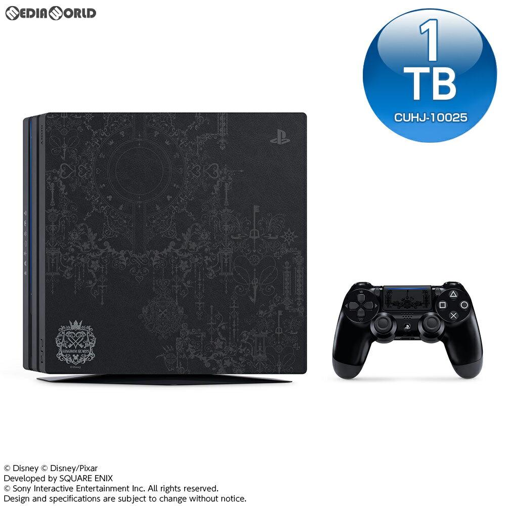 【中古】【B品】[本体][PS4]プレイステーション4 プロ PlayStation4 Pro KINGDOM HEARTS III(キングダム ハーツ 3) LIMITED EDITION(CUHJ-10025)(20190125)