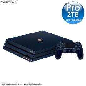 【中古】[本体][PS4]プレイステーション4 プロ PlayStation4 Pro 500 Million Limited Edition(500ミリオンリミテッドエディション) 2TB(CUH-7100BA50)(20180824)