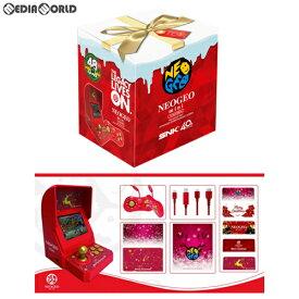 【中古】[本体][NG]NEOGEO mini Christmas Limited Edition(ネオジオ ミニ クリスマス限定版) SNK(FM1J2X1810)(20181214)