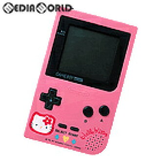 [the body] [GB] (body one piece of article) Sanrio shop-limited Hello Kitty  Game Boy pocket GAMEBOY pocket (MGB-001)(19971205)