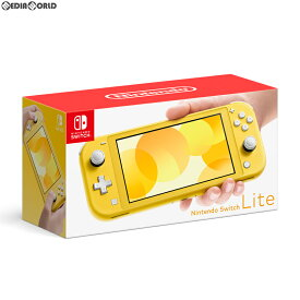 【中古】[本体][Switch]Nintendo Switch Lite(ニンテンドースイッチライト) イエロー(HDH-S-YAZAA)(20190920)