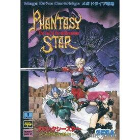 【中古】[MD]ファンタシースター 〜千年紀の終りに〜(Phantasy Star: The end of the millennium)(ROMカートリッジ/ロムカセット)(19931217)