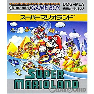 [GB] Super Mario land (Super Mario Land)(19890421)