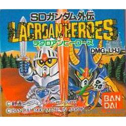 【中古】【箱説明書なし】[GB]SDガンダム外伝ラクロアンヒーローズ(19901006)
