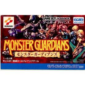 【中古】【箱説明書なし】[GBA]モンスターガーディアンズ(20010321)