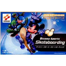 【中古】【箱説明書なし】[GBA]Disney Sports:Skateboarding(ディズニースポーツ スケートボーディング)(20020725)