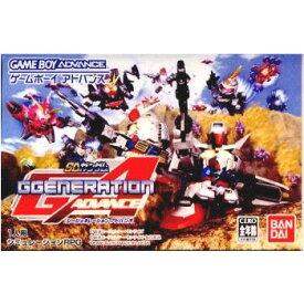 【中古】【箱説明書なし】[GBA]SDガンダム Gジェネレーション アドバンス(20031127)