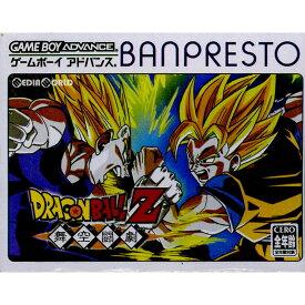 【中古】[GBA]ドラゴンボールZ 舞空闘劇 BANPRESTO BEST(AGB-P-AZJJ)(20060323)