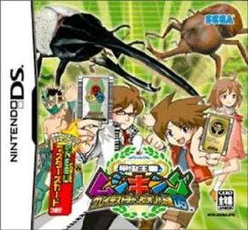 【中古】[NDS](Dr.NEBUマスターズカード欠品)甲虫王者ムシキング グレイテストチャンピオンへの道DS(20051208)