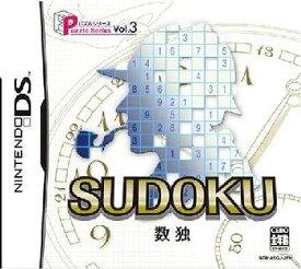 【中古】[NDS]パズルシリーズVol.3 数独(Puzzle Series Vol.3 SUDOKU)(20060323)