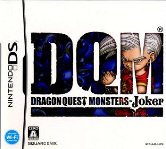 [沒有封面說明書][NDS]龍探求巨獸醜角(DQMJ)(20061228)