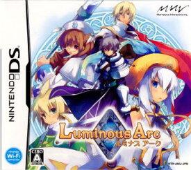 【中古】[NDS]ルミナスアーク(Luminous Arc)(20070208)