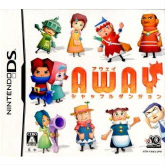 [NDS]AWAY(客場)混雜地牢(20081016)