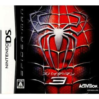 【中古】【表紙説明書なし】[NDS]スパイダーマン3(Spider-Man 3)(20080319)