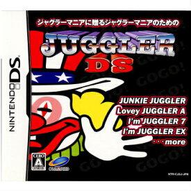 【中古】[NDS]ジャグラーDS(JUGGLER DS)(20081113)