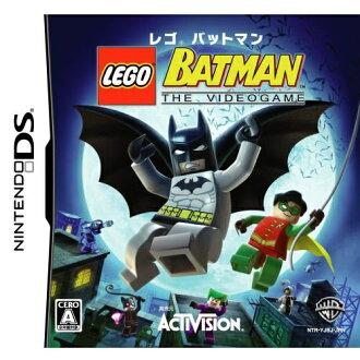 [NDS]LEGO®Lego蝙蝠人THE VIDEO GAME(20081218)