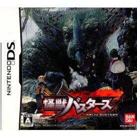 【中古】[NDS]怪獣バスターズ(KAIJU BUSTERS)(20091203)
