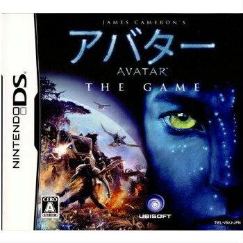 【中古】[NDS]アバター THE GAME(ザ・ゲーム)(20100107)
