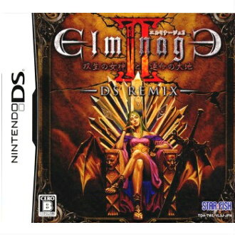 [NDS]eruminaju II(Elminage 2)DS REMIX雙胞胎的女神和命運的大地(20100701)