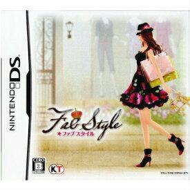 【中古】[NDS]FabStyle(ファブスタイル)(20111124)
