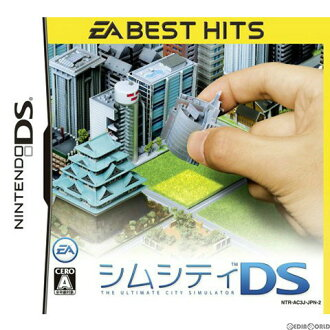 [NDS]SIMM 시티 DS EA BEST HITS(NTR-P-AC3J-1)(20080724)