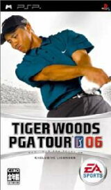 【中古】[PSP]タイガー・ウッズ PGAツアー(Tiger Woods PGA Tour)(20050825)