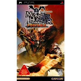 【中古】【表紙説明書なし】[PSP]モンスターハンターポータブル(MHP)(20051201)