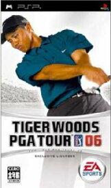 【中古】[PSP]タイガー・ウッズ PGAツアー06(Tiger Woods PGA Tour 06)(20060216)