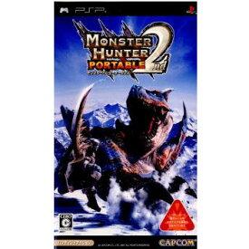 【中古】【表紙説明書なし】[PSP]モンスターハンターポータブル 2nd(MHP2)(20070222)