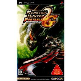 【中古】[PSP]モンスターハンターポータブル 2nd G(20080327)