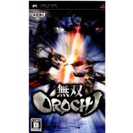 【中古】【表紙説明書なし】[PSP]無双OROCHI(無双オロチ)(20080221)