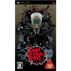 【中古】[PSP]デッドヘッドフレッド〜首なし探偵の悪夢〜(20080327)【RCP】