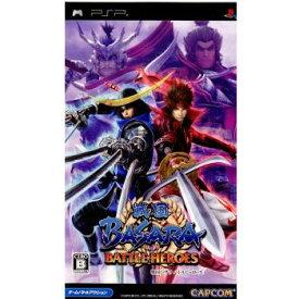 【中古】[PSP]戦国BASARA(バサラ) バトルヒーローズ(20090409)