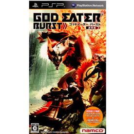 【中古】【表紙説明書なし】[PSP]GOD EATER BURST(ゴッドイーター バースト) 通常版(20101028)